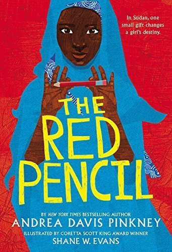The Red Pencil by Pinkney, Andrea Davis (2014) Hardcover