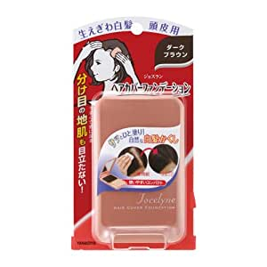 Amazon Com Yanagiya Jocelyne Hair Cover Foundation Dark
