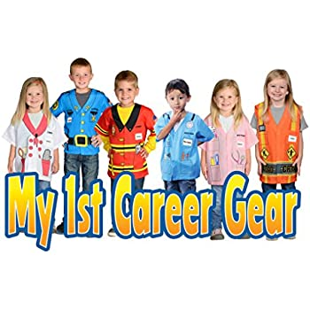 Aeromax My 1st Career Gear complete set of quality career oriented role play - 1CGA