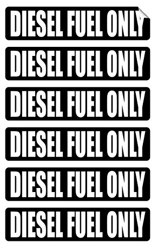 6-pcs-paradisiacal-popular-diesel-fuel-only-car-stickers-sign-windows-markers-oil-decals-gas-labels-