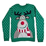 Product review for Purl Big Girls' Xmas Jumper Christmas Slogans Sweater