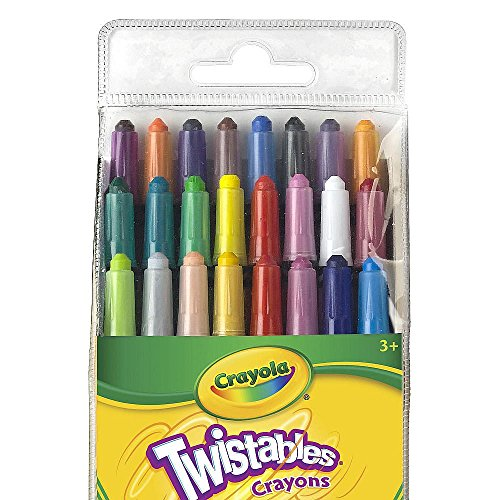 Crayola Mini Twistables Crayons Pack