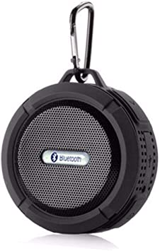 LESHP C6 Bluetooth-Lautsprecher Soundbox Musikbox Wasserdicht Wireless Speaker R