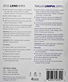 Zeiss Pre-Moistened Lens Cleaning Wipes, 220 Count