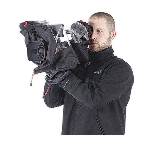 Manfrotto MB PL-CRC-15 Video Raincover (Black) by Manfrotto