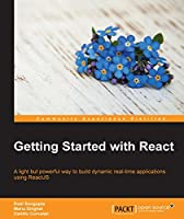 Getting Started with React Front Cover