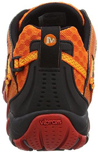 Merrell Herren Waterpro Maipo Bootsschuhe Orange (Stone)