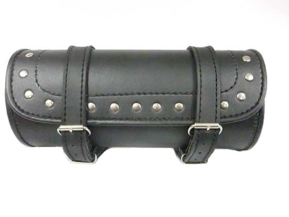 Motorcycle Saddle Luggage Roll Bags XTRM Saddle Tool Bag Universal Fit Luggage Rolls Bag