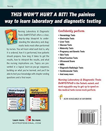 Nursing Laboratory and Diagnostic Tests DeMYSTiFied - http://medicalbooks.filipinodoctors.org