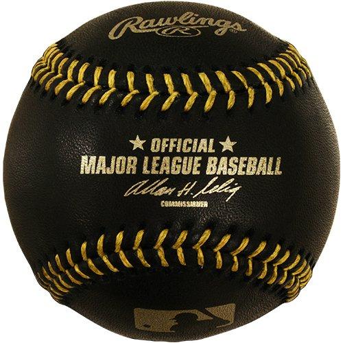 MLB Black Baseball by Rawlings