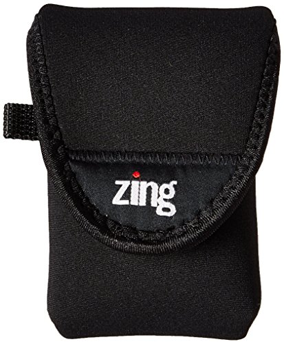 Zing 570-111 SPEBK1 Small Electronic Belt Bag (Black)