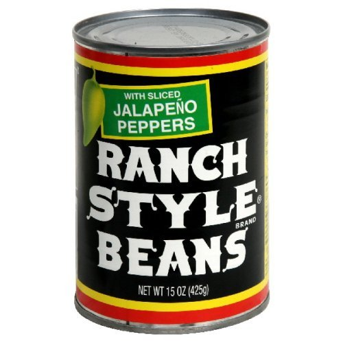 (Ranch Style Beans with Sliced Jalapeno Peppers 15oz Can (Pack of 12))