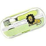 こぐまちゃんとどうぶつえん 日本製 トリオセット (らいおん) 食洗器OK! 【KJ-KFG-K065】