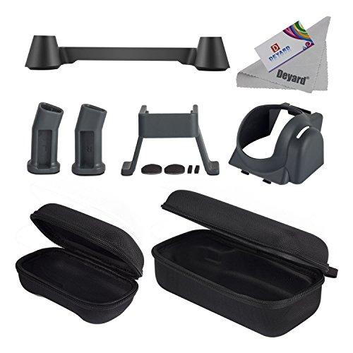 deyard-4-in-1-mavic-pro-carrying-case-lens-hood-landing-gear-travel-clip-for-dji-mavic-pro