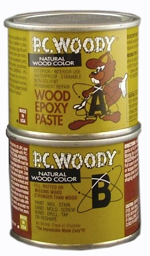 (Protective Coating 083338 PC Woody Wood Epoxy Paste)