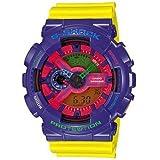 Casio Men's G-Shock Watch GA110HC-6A, Watch Central