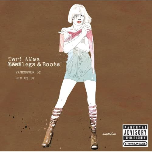 Legs and Boots: Vancouver, BC - December 3, 2007 [Explicit]