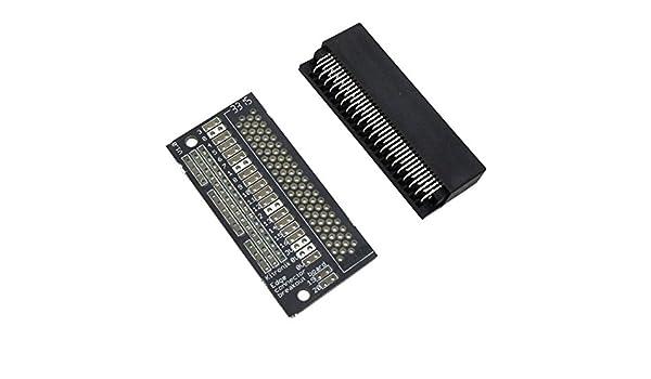 breakout junta con Sistema de prototipo kitronik para BBC Micro Conector de Borde de Bit