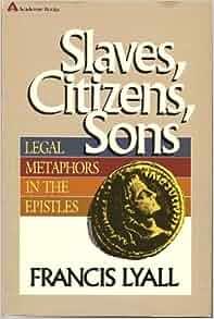 Subject: Slavery