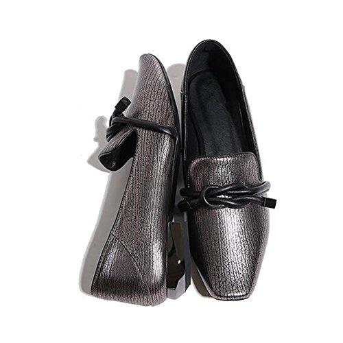 Léger T1 aux Taille Élégant EU35 Mode Pointu Talon UK3 Chaussures Poids Travail Bureau Couleur de nbsp; CJC Pied Classique Faible T1 Doigt Femmes XwHBtqO