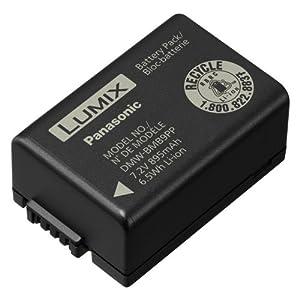 Panasonic DMW-BMB9 Lithium-Ion Battery for select Panasonic Lumix Cameras for DMCFZ100K and DMCFZ40K