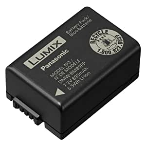 Panasonic DMW-BMB9 Lithium-Ion Battery for select Panasonic Lumix Cameras for DMCFZ100K and DMCFZ40K