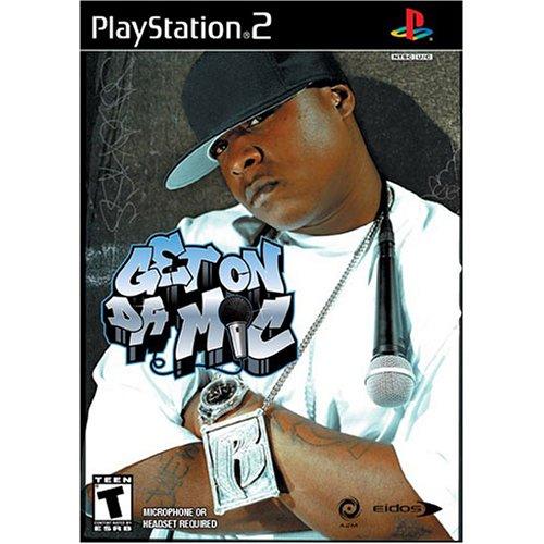 Get On Da Mic - PlayStation 2