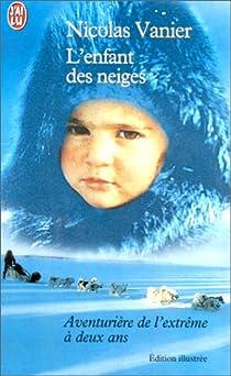 L'enfant des neiges par Vanier