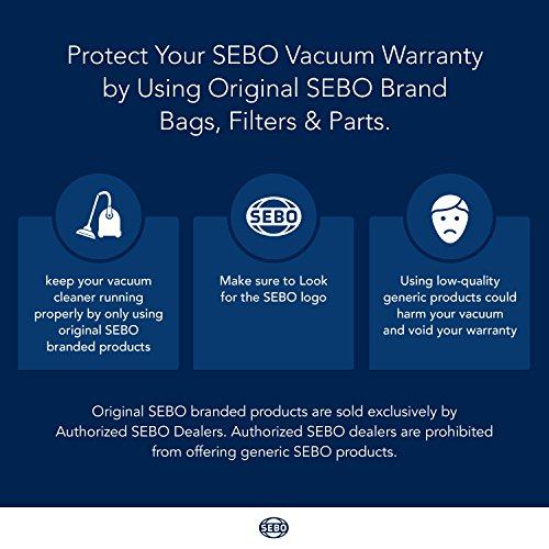 vacuum cleaner bags sebo - 8
