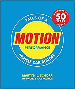 Book Motion Performance: Tales of a Muscle Car Builder