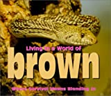 Living in a World of Brown, Tanya Lee Stone, 1567115829