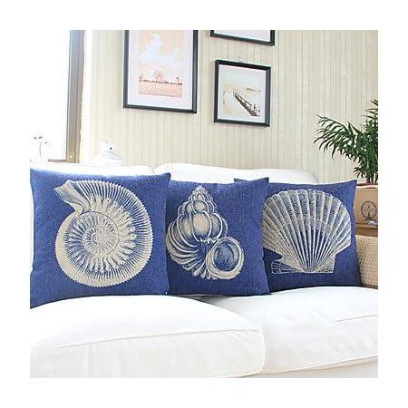 517S4FYHimL._SS450_ Nautical Pillows and Nautical Throw Pillows