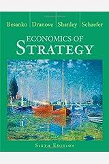 Economics of Strategy Hardcover