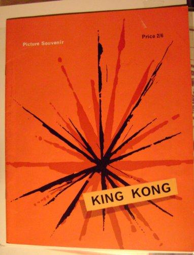 Jack Hylton Presents King Kong, a Jazz Musical. Souvenir (Prince's Theatre) Program Book. (Musical Souvenir Program)
