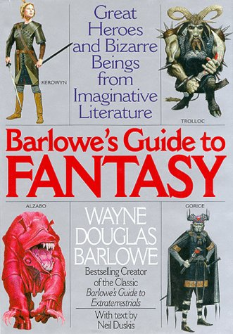 Barlowe's Guide to Fantasy PDF