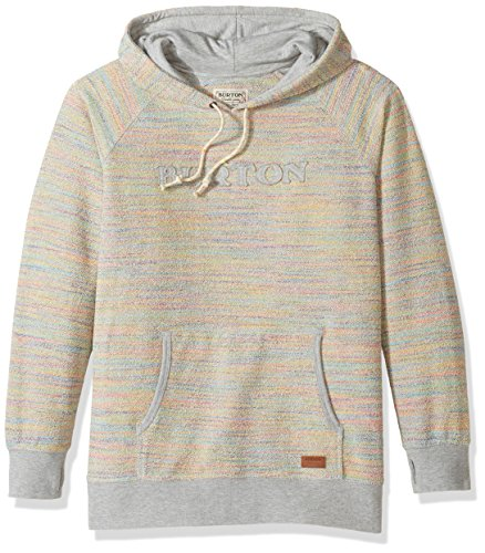 Burton Custom Pullover Hoodie, Rainbow, Medium