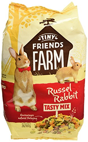 Supreme Original Russel Rabbit Food Nutritious Balanced Pet Tasty Meal 2lbs