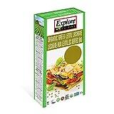 Explore Cuisine Organic Green Lentil Lasagna Pasta, 227g