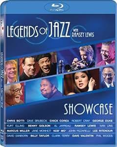 Legends of Jazz: Showcase [Blu-ray]