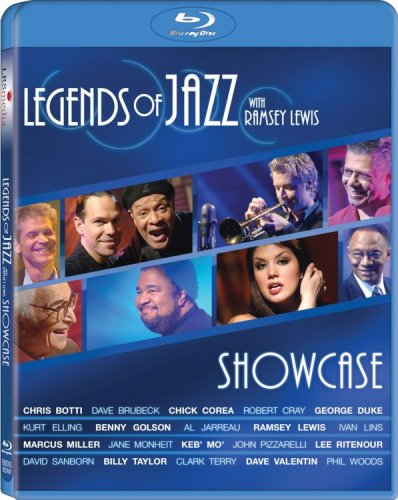 Legends of Jazz: Showcase [Blu-ray] by WEA DVD
