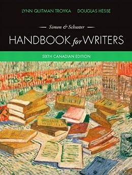simon & schuster handbook for writers pdf