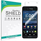 Kyocera Hydro Elite Screen Protector [Military-Grade] RinoGear® Premium HD Invisible Clear Shield w/ Lifetime Replacements