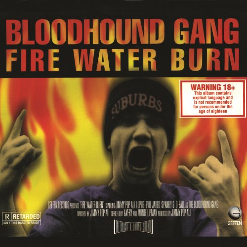 bloodhound gang fire water burn - 2