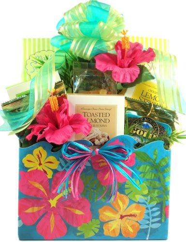 Hawaiian Coffee Gift Basket