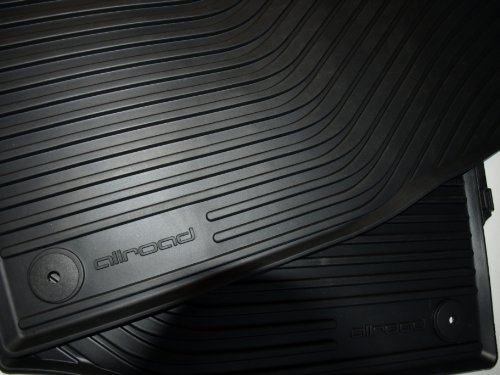 genuine-2013-audi-a4-allroad-rubber-floor-mats