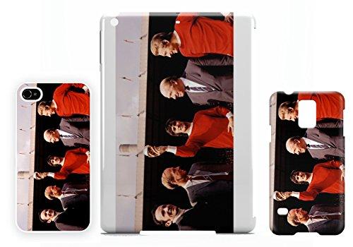 George Best Busby Law Charlton iPhone 4 / 4S cellulaire cas coque de téléphone cas, couverture de téléphone portable