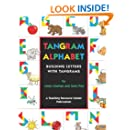 Tangram Alphabet: Building Letters With Tangrams