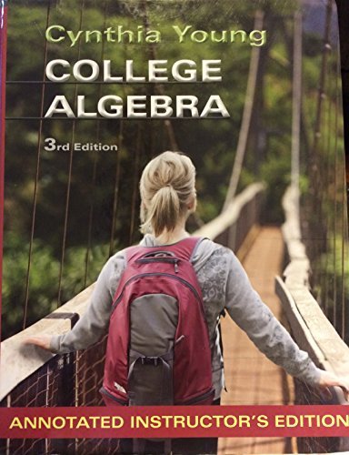 College Algebra 9781118134900 Slugbooks