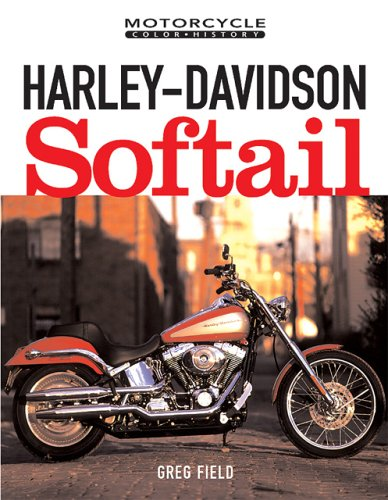 Harley-Davidson Softail (Motorcycle Color History)