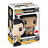 Funko NHL-Sidney Crosby Pop Sports Toy Figure, One Size